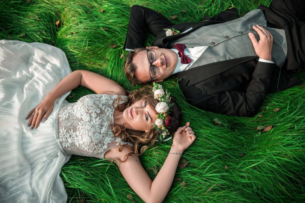 sesja plenerowa - fotografia ślubna łódź