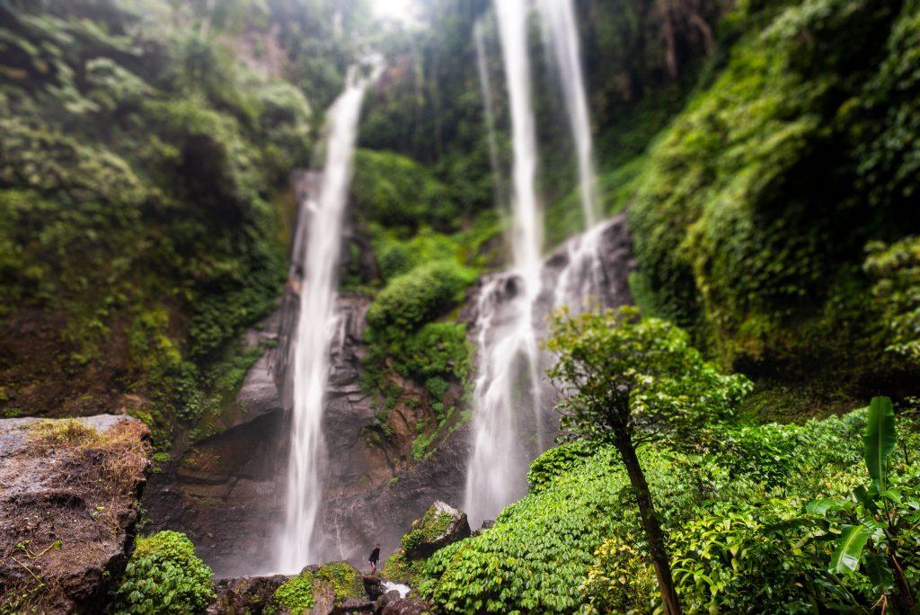 Wodospady Sekumpul